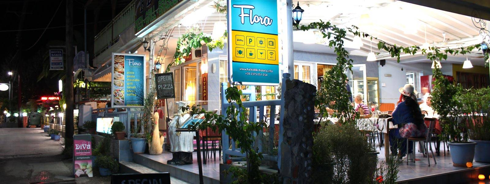 Flora Rooms and studios